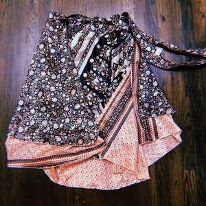 Handkerchief Festival Skirt